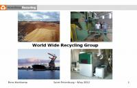 World Wide Recycling Group
